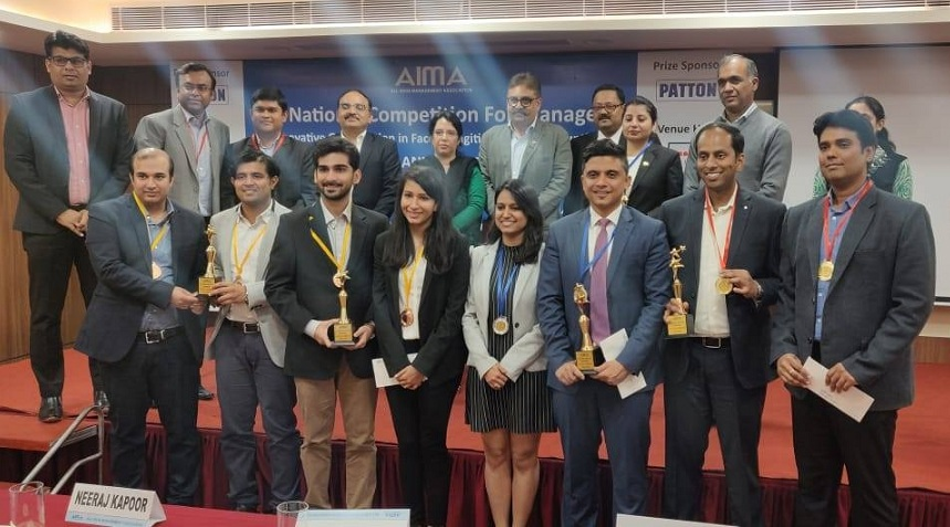 NTPC Emerged as National Champion in NCM