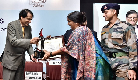ONGC CSR Work in Jammu and Kashmir Recognized by FICCI