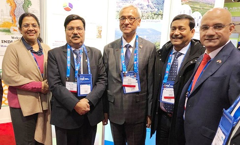 NALCO CMD Invites Investors and high-end Technology Providers