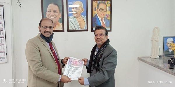 PDIL signed MoU with GIMS Noida