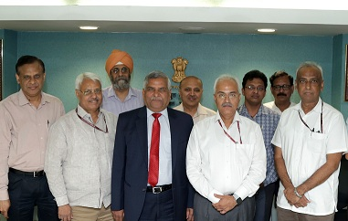 PFC Signs an MoU with Ministry of Power