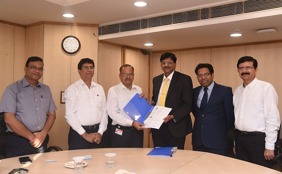 NTPC signed Term Loan of Rs. 2000 crore with Canara Bank