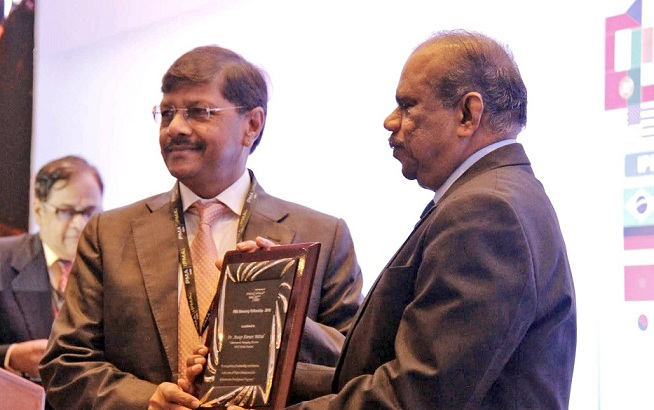 CMD NBCC Honoured with PMA Fellowship Award