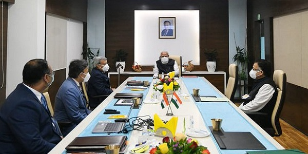 PM visits Zydus Biotech Park in Ahmedabad