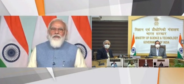 India is the most trustworthy centre for scientific learning-PM Modi at IISF