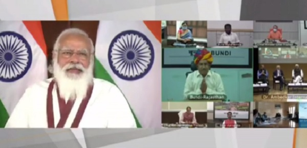 Development not possible without effective water management: PM at launch of Jal Shakti Abhiyan