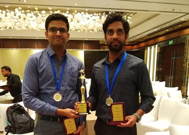 Team POSOCO Bagged Second Position in National Management Quiz