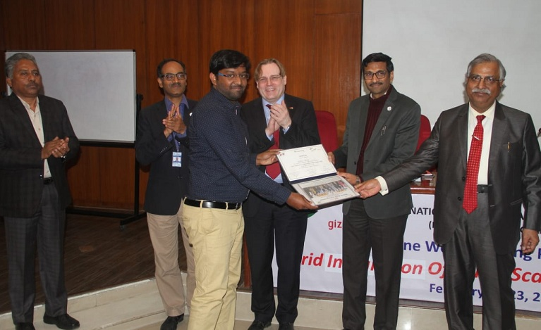 Capacity Building Programme on Renewable Energy Grid Integration