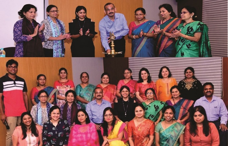 POSOCO Organised Women Wellness Program