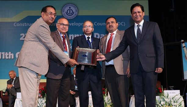IRCON Conferred Best Professionally Managed Company