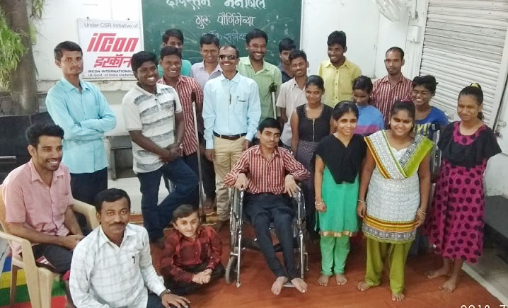Disabled Students Qualify for Competitive Examinations Under IRCON CSR Initiative