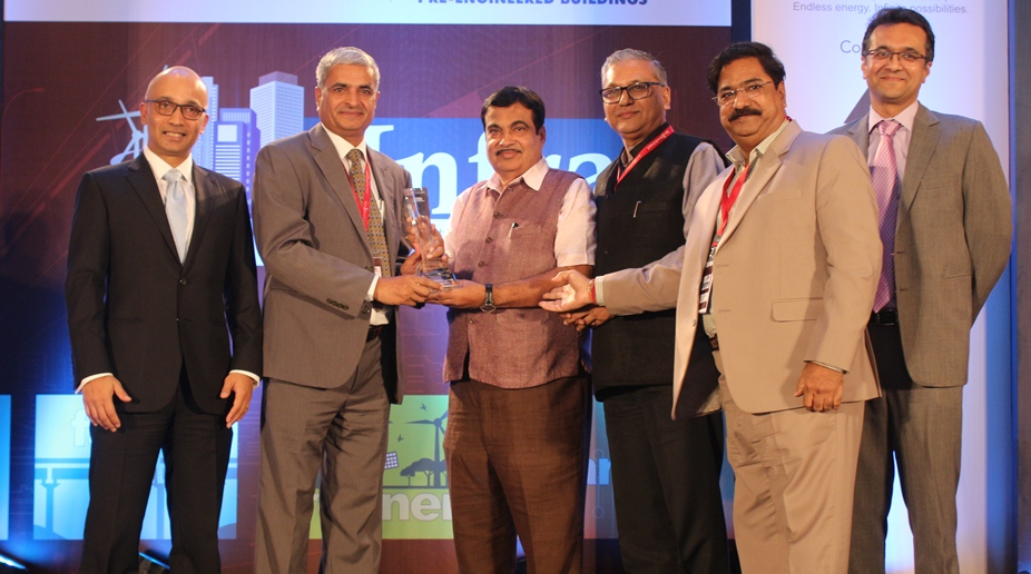 POWERGRID Bestowed the Infra Award