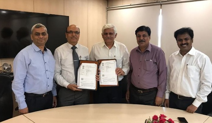 POWERGRID and NTPC Limited Signed an MoU to Set-up NCDC