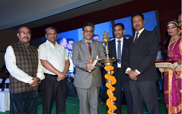 RINL-VSP Growing from Strength to Strength: CMD