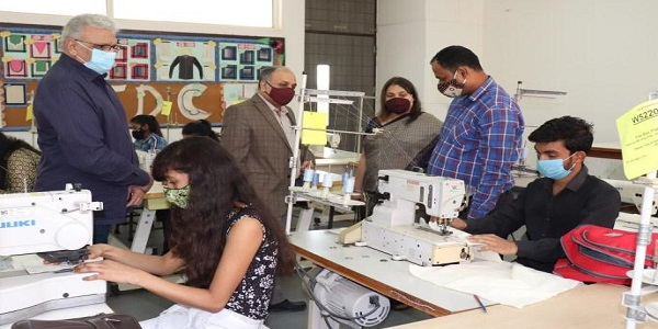REC sponsors Employment Linked Vocation Training for the underprivileged