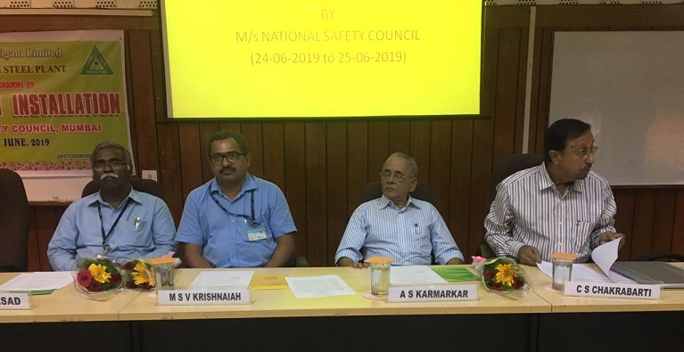Focus on LPG Safety to achieve Zero accidents in VSP