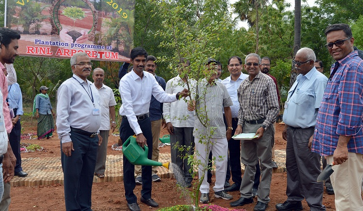 Awareness Session on Importance of Plantation Organized