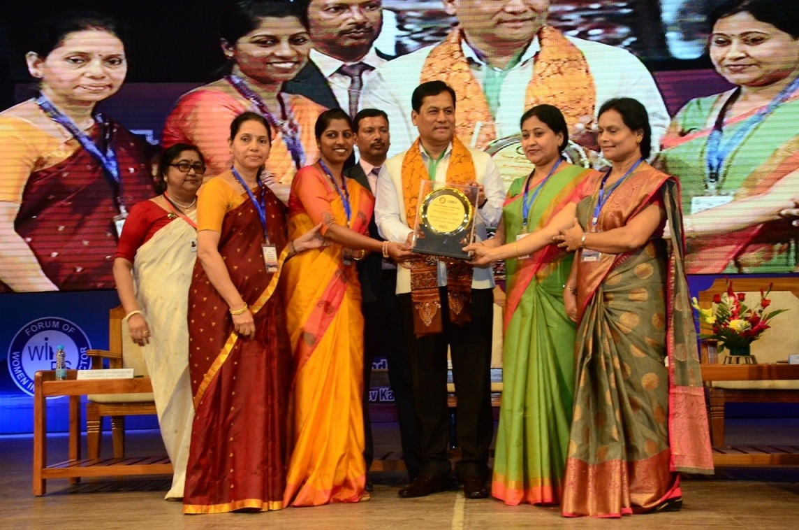KIOCL Conferred with Recognition of WIPS Activities Award