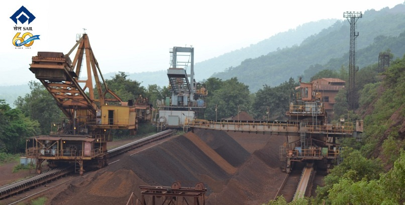 SAIL Iron-ore Mines clock over 15 per-cent Production Growth