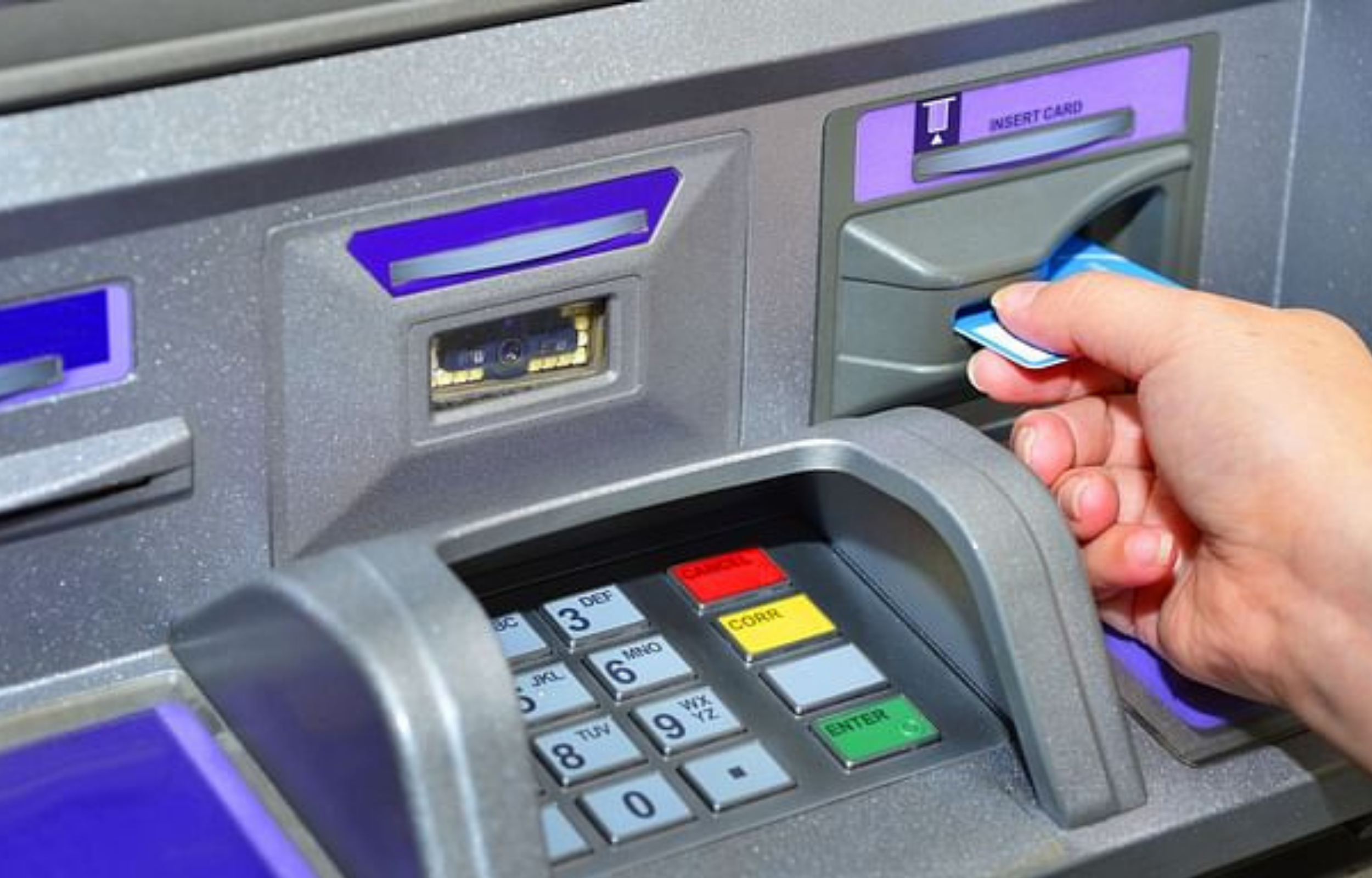 SBI changed its cash withdrawing rules from ATM
