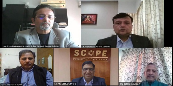 SCOPE Virtual Symposium on Cyber Security in the era of WFH