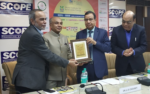 All Stakeholders Must Join Hands to Bring Policy Change in Solar Energy Sector: DG SCOPE