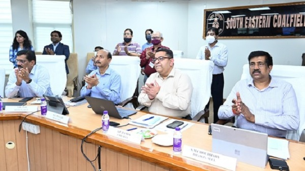 Shri M.K. Prasad Takes Charge of Director Technical in SECL
