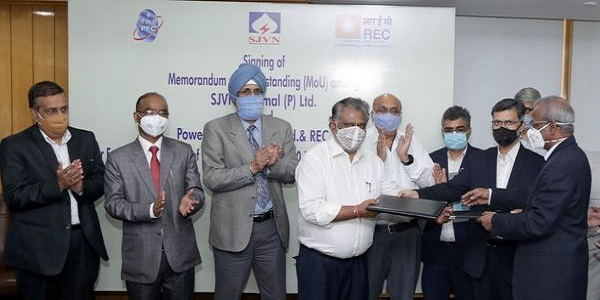 SJVN implemented the financial closure for the 1320 MW Buxar Thermal Power Project