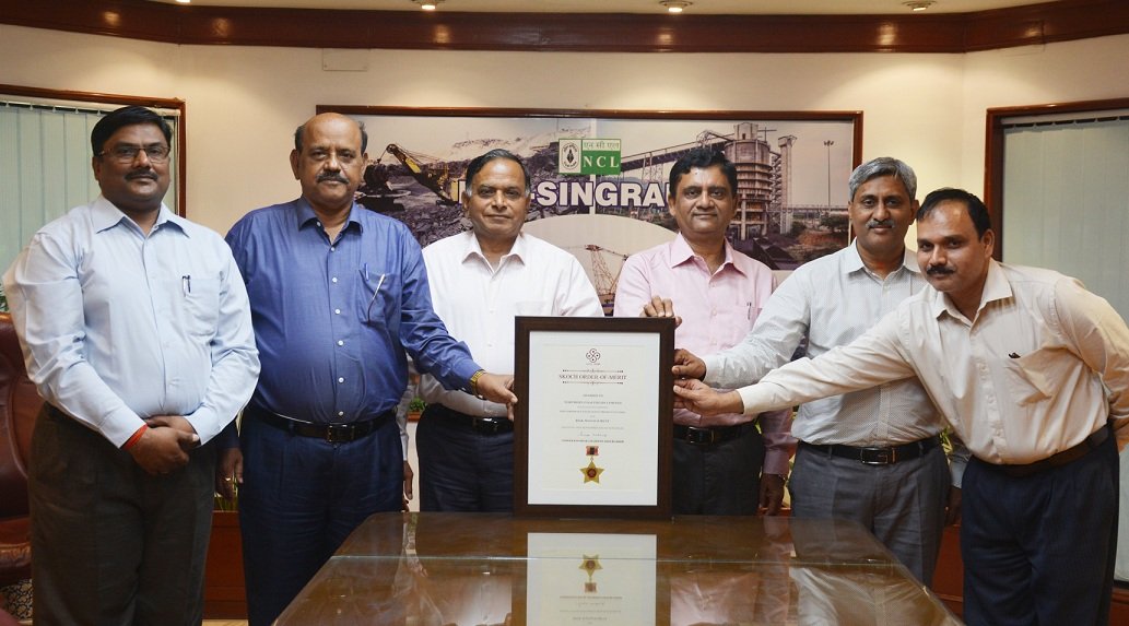 NCL Bags SKOCH Order of Merit Award for Risk Management