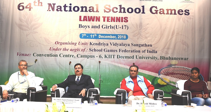CMD NALCO Inaugurates National School Games