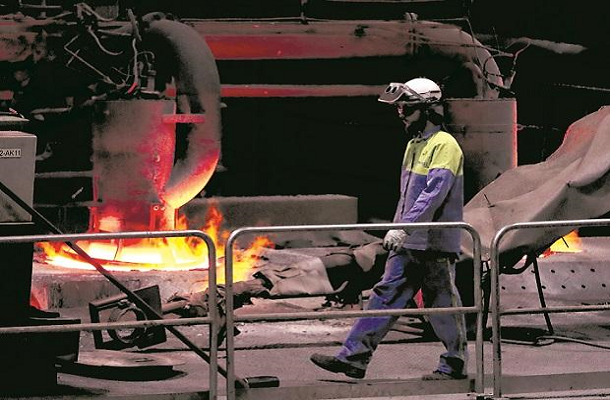 Swedish steelmaker SSAB looking at merger of Tata Steel Europe business