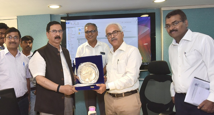 POWERGRID Conferred First Prize for Observance of Swachhta Pakhwada 2019