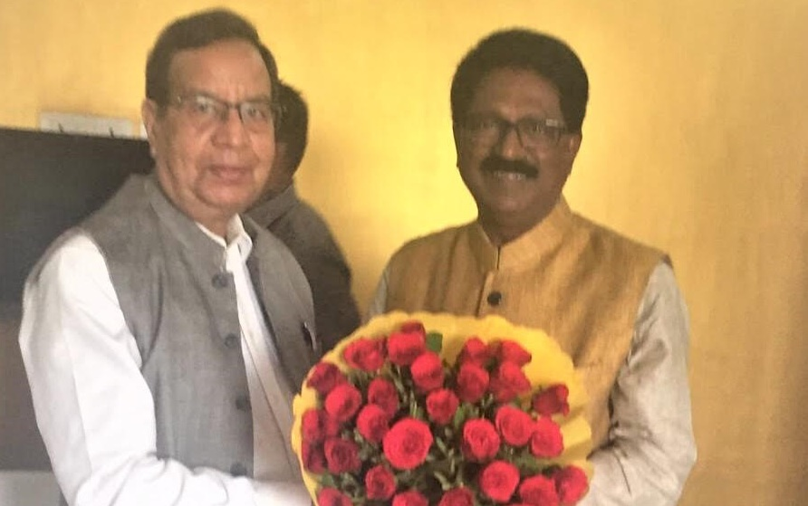 DG SCOPE meets Union Minister for HI and PE