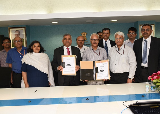 PFC SIGNS MOU WITH GOVT. OF INDIA