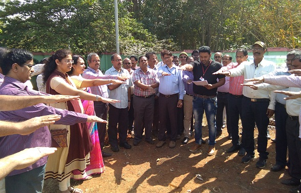 Cleanliness Fortnight in RINL