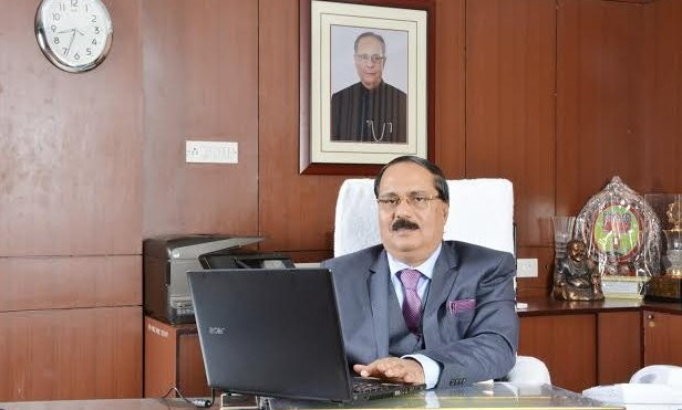 CMD NALCO to Head of CII s Cyclone Steering Committee