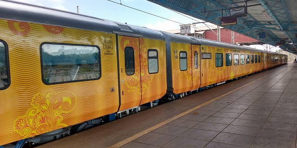 IRCTC resumes the operation of Tejas Express