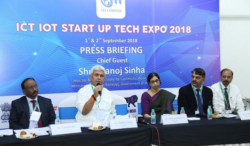 ITI Limited Partners with Startups
