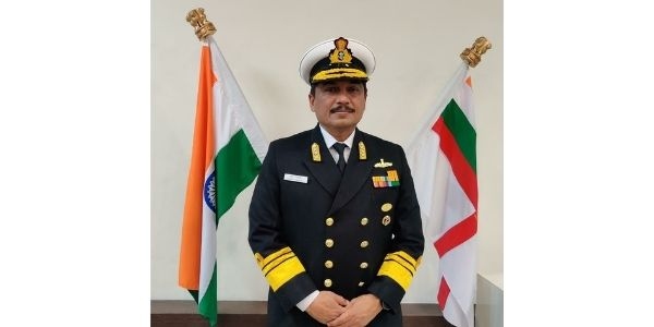 Vice Admiral Sandeep Naithani AVSM VSM Assumes Charge as the Controller Warship Production and Acquisition