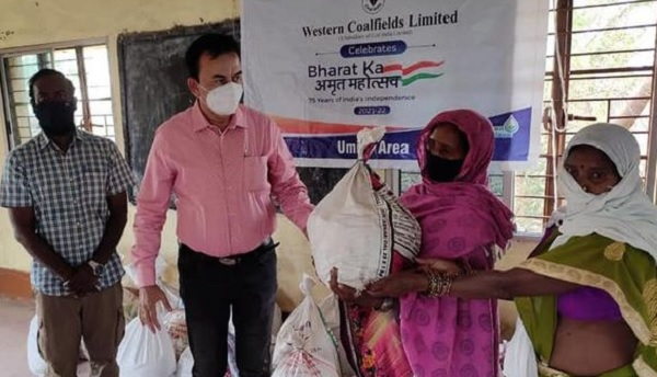 WCL helps underprivileged, distributes ration to needy families