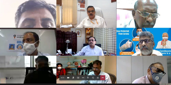ONGC and Oil organized a webinar for chemical development