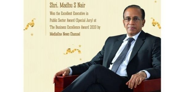 CSL CMD won Excellent Executive in Public Sector Award Special Jury