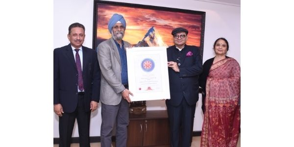 PFC Bags SKOCH Gold Award in Best Performing PSU for Covid Activitiescategory
