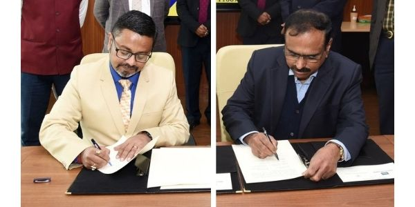 Indian Aviation Academy signed MoU with IGRUA