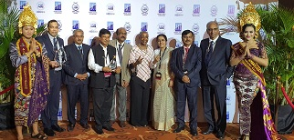 ACI ASQ awards presented to Ahmedabad Bhubaneswar, Chandigarh and Indore AAI Airports