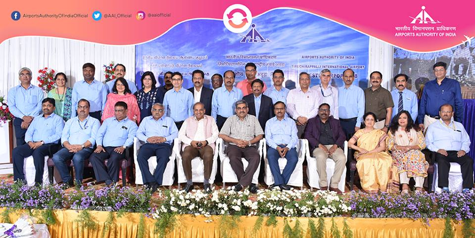 AAI hosts Domestic Airport Lab at Tiruchirappalli