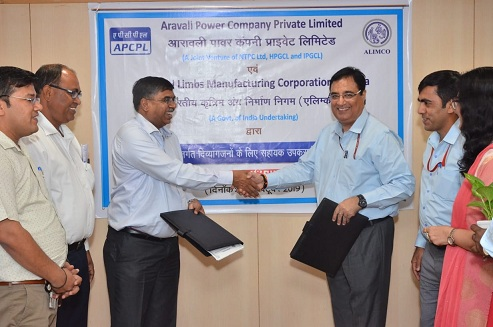 APCPL signed MoU with ALIMCO