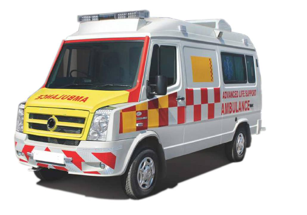 MCL Providing ALS Ambulance To DHH Sambalpur
