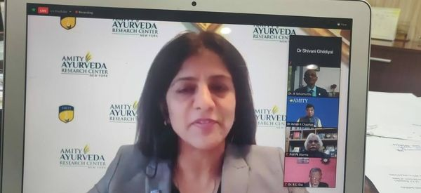 All India Institute of Ayurveda signs MoU with Amity University