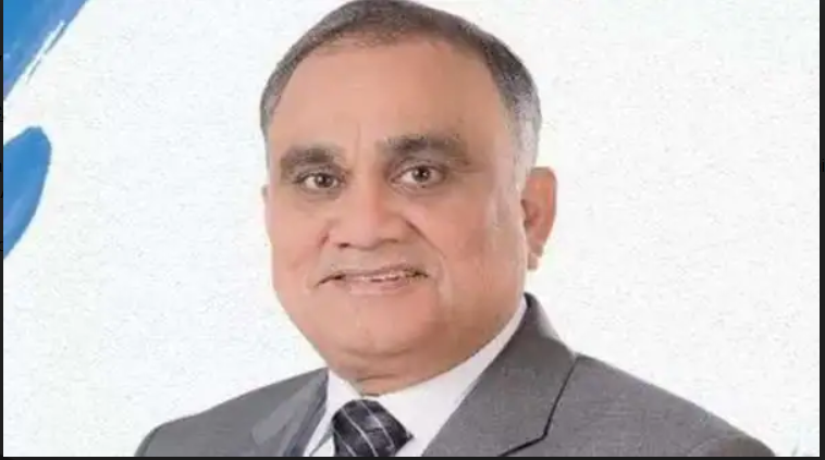 Anup Chandra Pandey appointed as new Election Commissioner